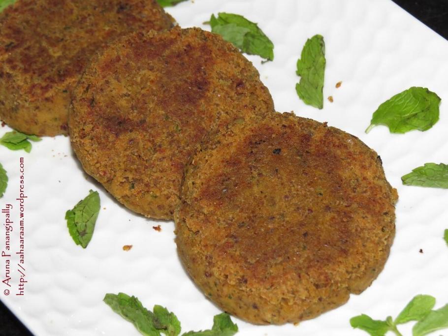 Kala Chana Kebab