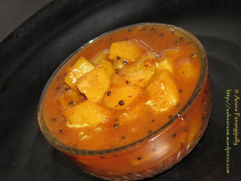 Methamba: Sweet, Spicy, Tangy Mango Fenugreek Chutney from Maharashtra