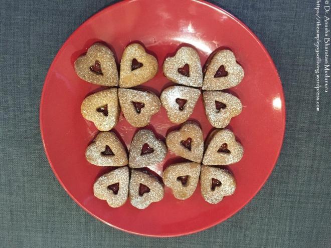 Lintzer Cookies - 4