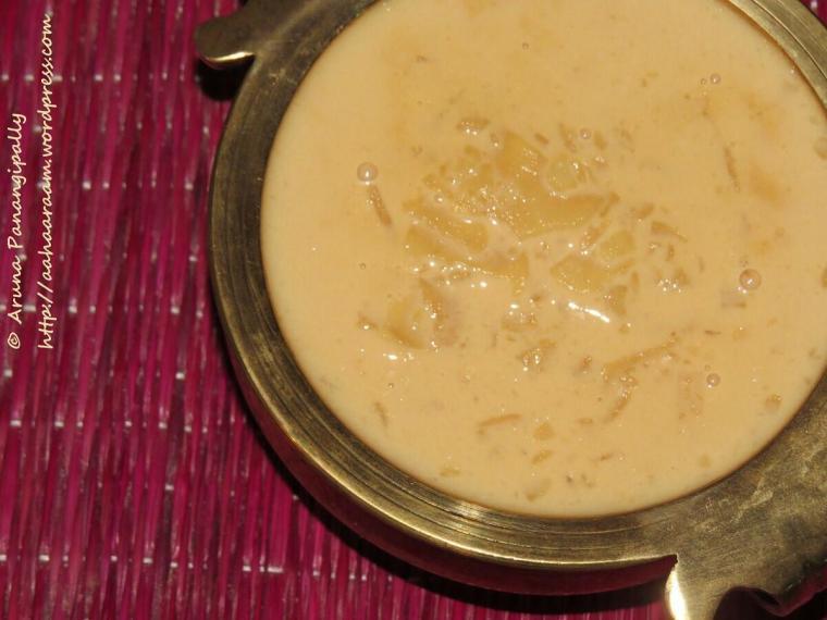 Palada Pradhaman - Onam Special Recipe from Kerala