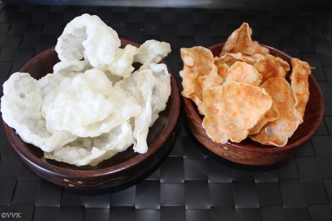 Plain and Tomato Javvarisi Vadagam, Javakki Sandige, Saggubiyyam Vadiyalu?