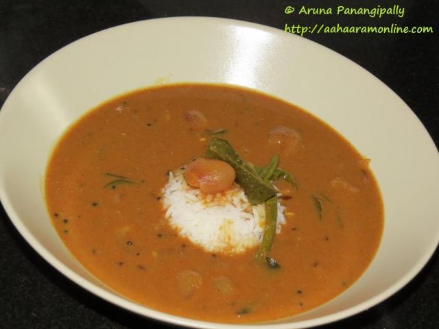 Ulava Charu - Andhra Special Recipe