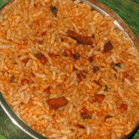 Kolhapuri Bhadang - Spicy Maharashtrian Kurmura