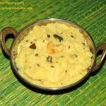 Rava Pongal - Sankranti Special Recipe