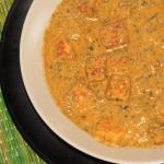 Methi Paneer - Fenugreek and Cottage Cheese Recipe