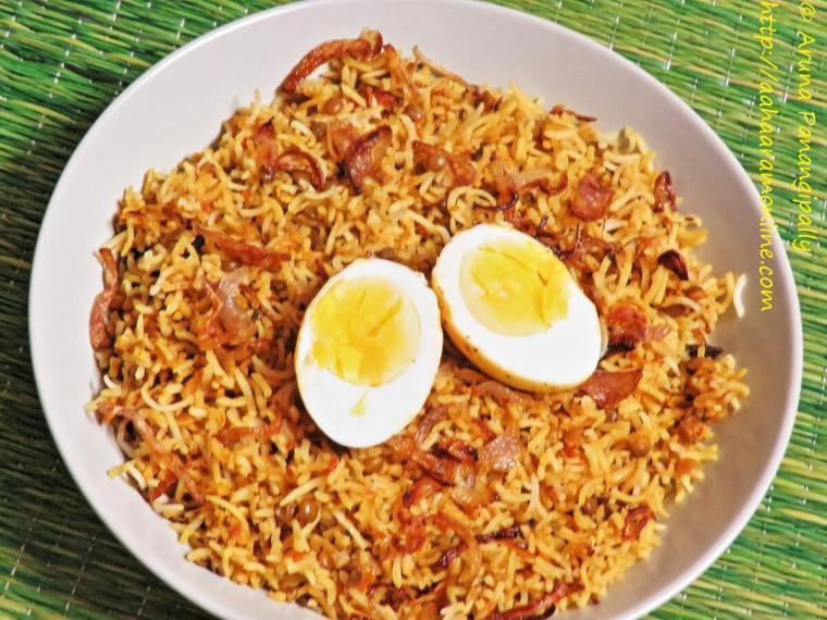 Masoor-Dal-Egg-Biryani-2