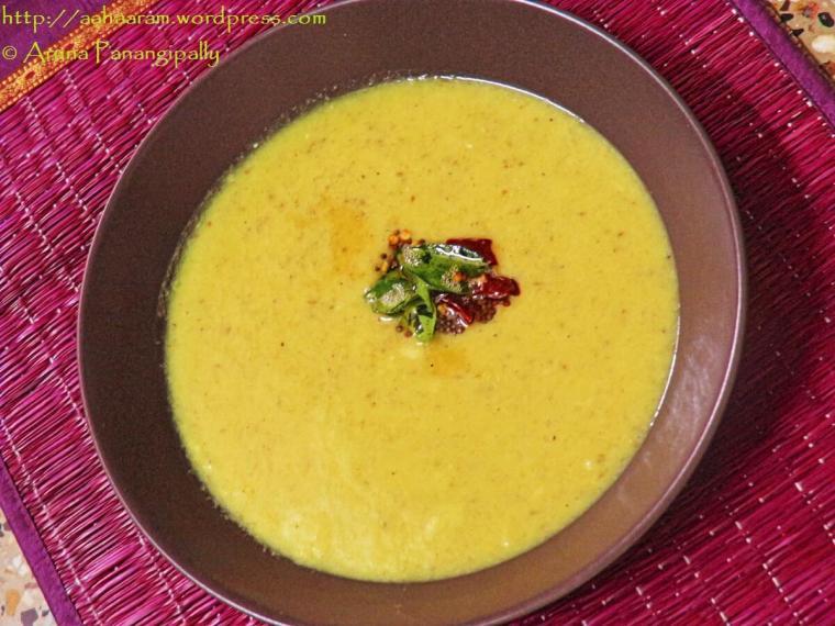 Nadan Kerala Parippu Curry
