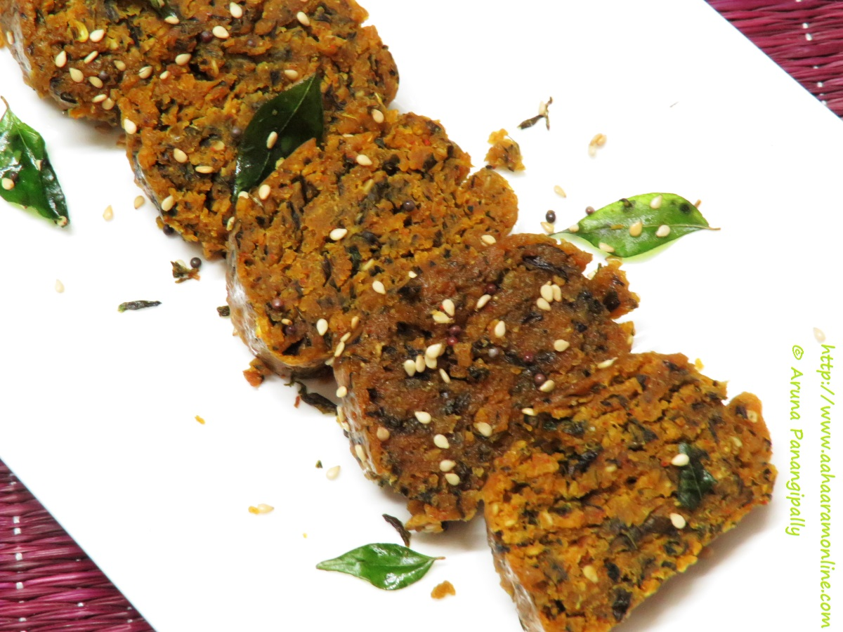 Steamed Methi Muthiya | A Gujarati Snack