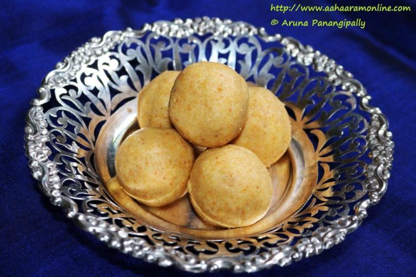 Pesara Sunni Undalu | Andhra Style Moong Dal Laddu