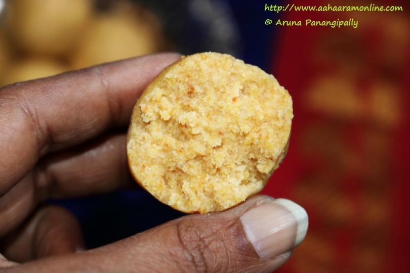 Pesara Sunni Undalu | Andhra Moong Dal Laddu