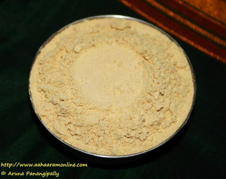 Methkut | Spiced Lentil Powder from Maharashtra