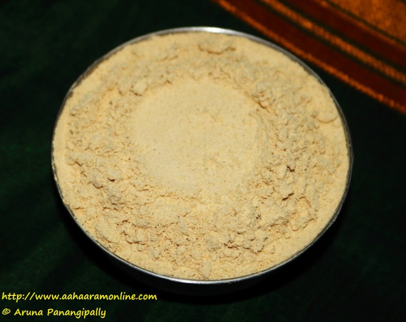Methkut | Spiced Lentil Powder from Maharashtra