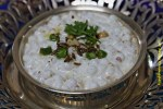 Dahi Sabudana | Tapoica Pearls soaked in yogurt