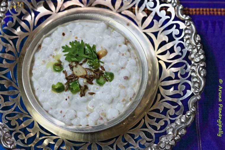 Dahi Sabudana | Vrat ka Khana