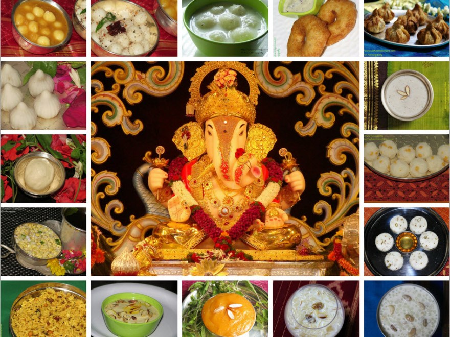 A collection of Recipes for Ganesh Chaturthi | Vinayaka Chavithi