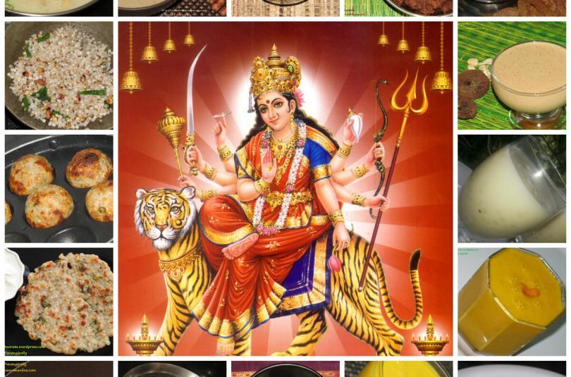 A Collection of Navratri Vrat ka Khana Recipes