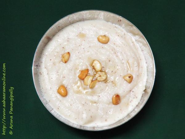 Kobbari Payasam | Timmanam: Rice and Coconut Kheer fot Atla Taddi