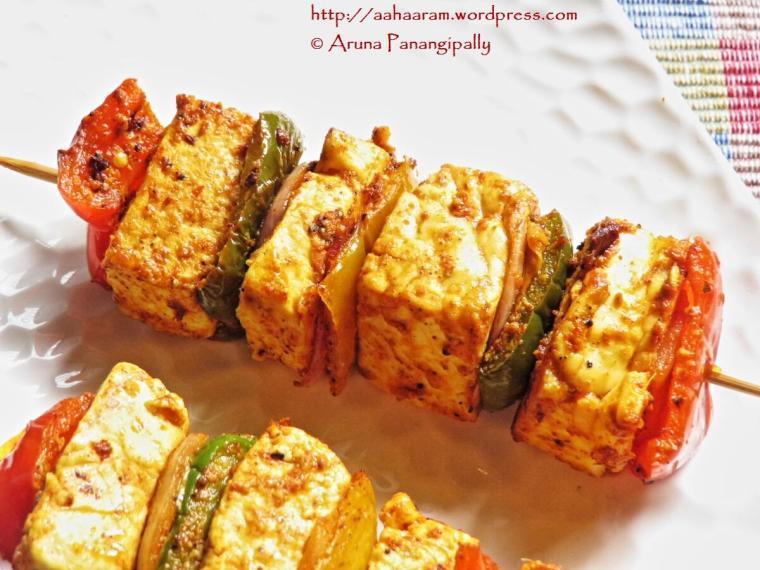 Paneer Tikka Recipe Harpal Singh Sokhi