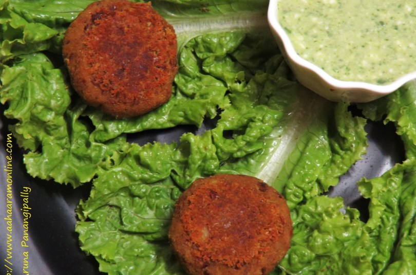 Vegetarian Galouti Kebab with Soya and Rajma