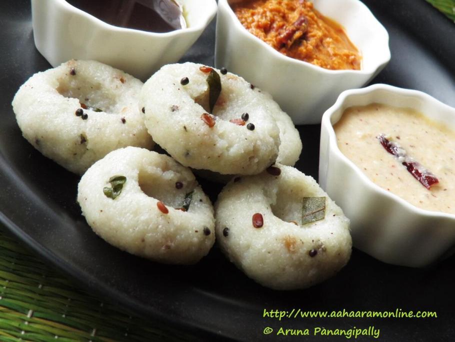 Undi | Oondi | Pundi Gatti is a breakfast favourite in the Udupi-Mangalore region