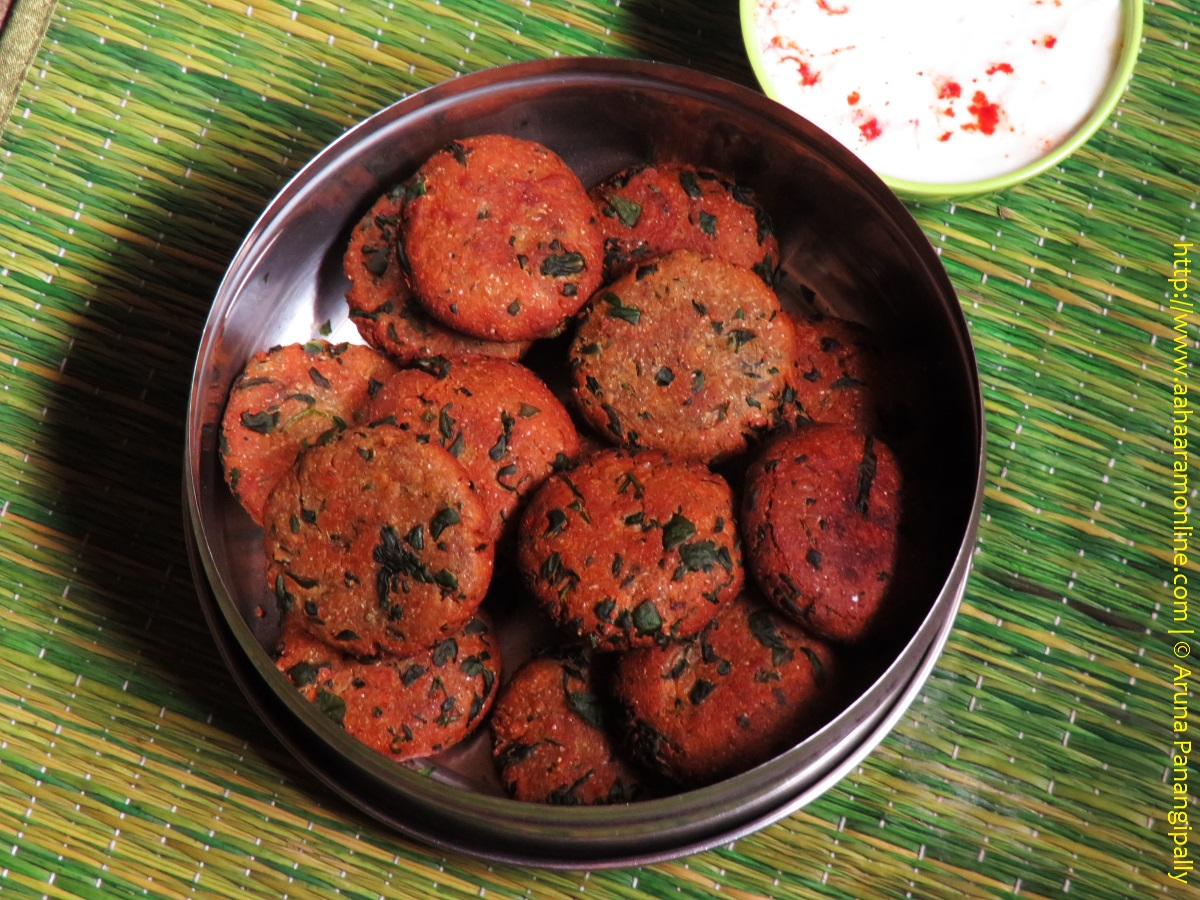 Methi na Dhebra from Gujarat