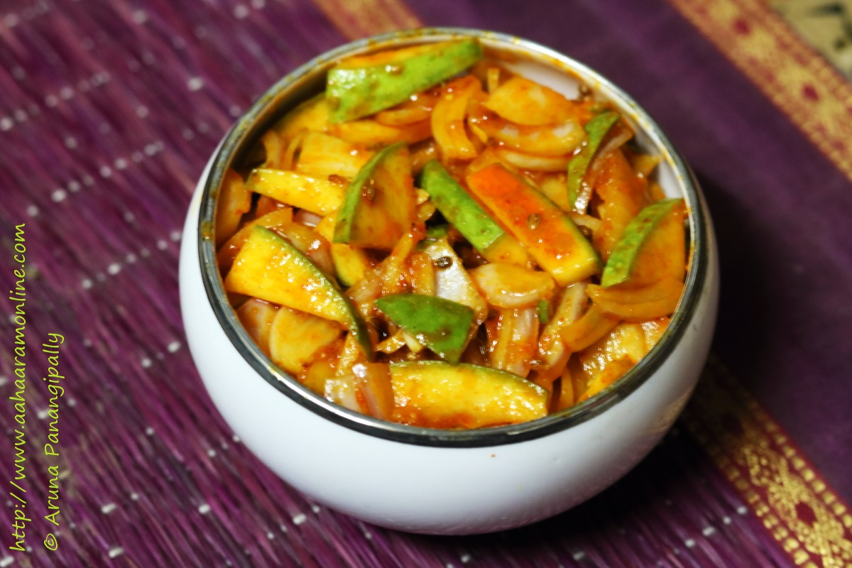 Neemki: Himachali Mango Pickle