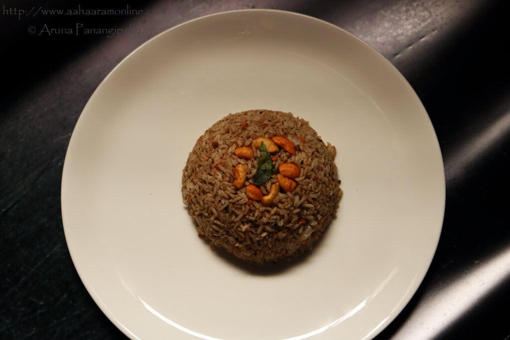 Samba Sadam | Pepper Cumin Rice
