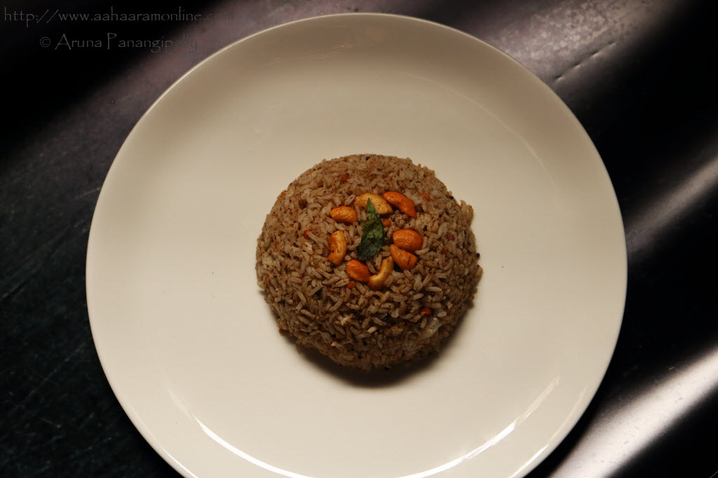 Samba Sadam | Pepper Cumin Rice