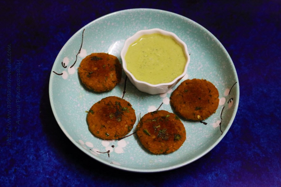 Soya Tikkis: A High-Protein Snack (No Onion, No Garlic Recipe)