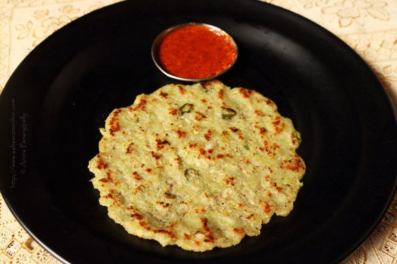 Taushe Bhakri | Cucumber Bhakri | Cucumber Rotti