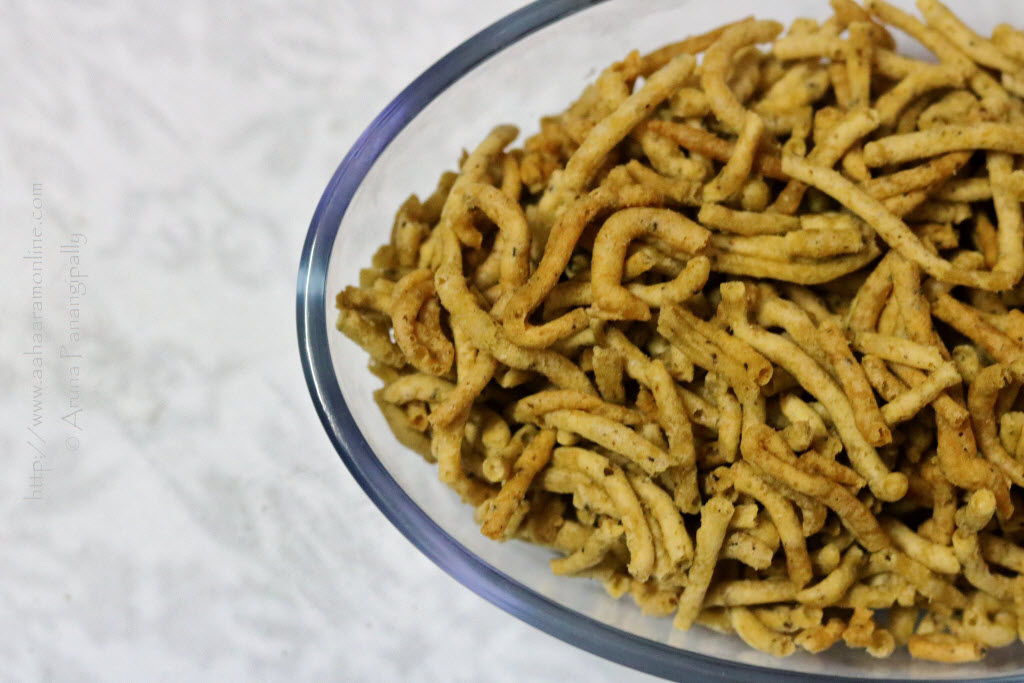 Laung Sev from Ratlam