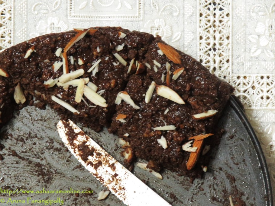 Chocolate Kalakand