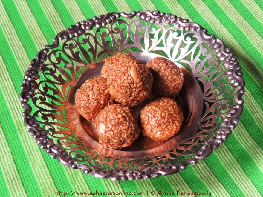 Tilgul for Makara Sankranti