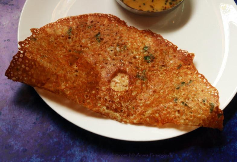 Godhuma Dosa | Wheat Flour Dosa