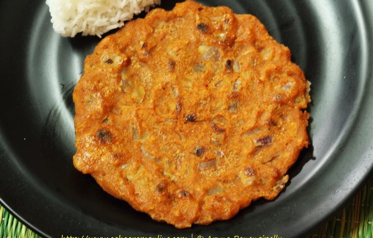 Sanna Polo | Spicy Dosa from Konkani Cuisine