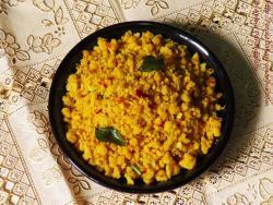 Andhra Patoli is a dry dal crumble similar to Usili