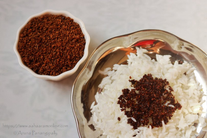 Vamu Kharam: A Traditional Andhra Cure for Indigestion