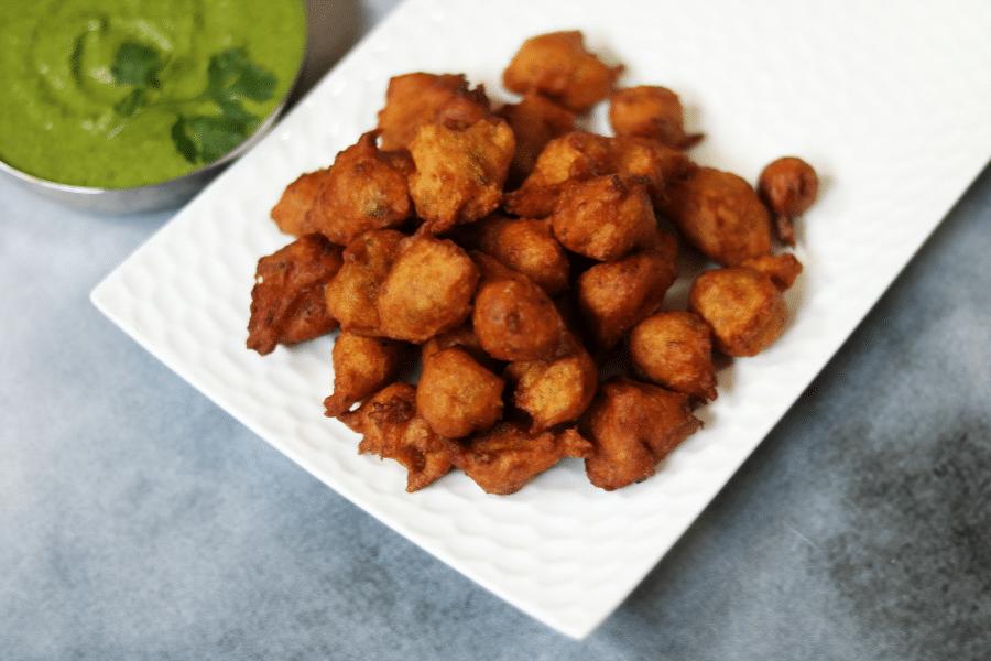 Kolhyache Bonde | Sweet Pumpkin Pakoras