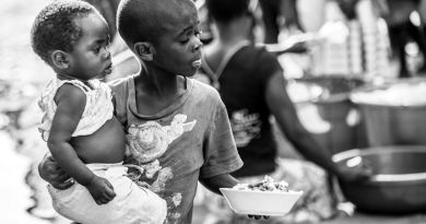 Hunger and malnutrition, Not the same thing