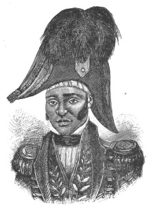 "Dessalines (1758-1806) famously declared that he had ""avenged America"" after securing Haitian independence."