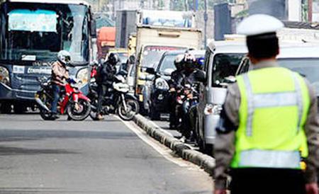 Sering Kecelakaan di Jalur Transjakarta, Belum Cukup Menjadikan Pelajaran Buat Yang Lain