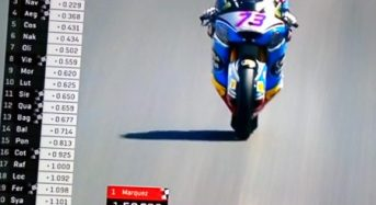 Hasil FP3 Moto2 Catalunya 2017, Alex Marquez Tercepat Disusul Passini dan Navarro