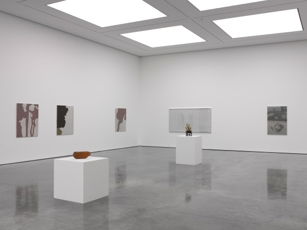 White Cube Gallery Space