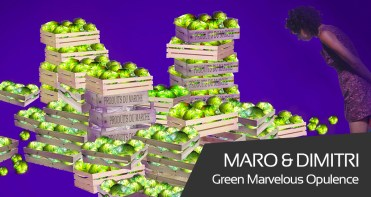 Mario and dimitri Green Marvelous Opulence