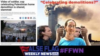 FFWN: Zionists celebrate demolition of Palestine…and America