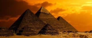 Climate Change: Brought Down the Old Kingdom of Egypt?
