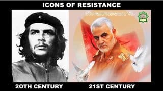 Why Big Brother Fears Qassem Soleimani: He's the Che Guevara of the 21st Century