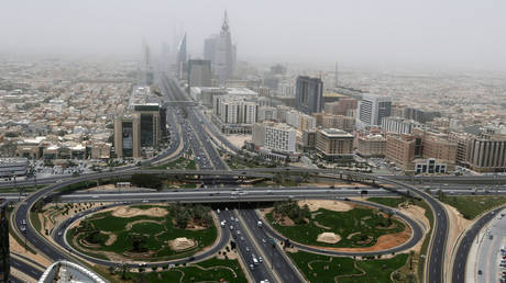FILE PHOTO: General view of Riyadh city, Saudi Arabia © Reuters / Ahmed Yosri