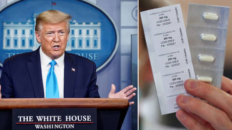(L) Donald Trump © Reuters / Kevin Lamarque; FILE PHOTO © Reuters / Yves Herman