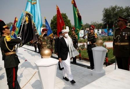 کابل راکٹ حملوں میں 24 زخمی، یوم آزادی کی تقریبات جاری